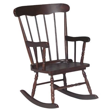kids rocking chair international concepts target