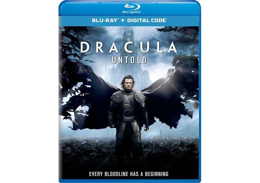 Dracula Untold (2 Discs) (Includes Digital Copy) (UltraViolet) (Blu-ray/Dvd)