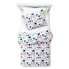 Circo™ And Trade Sports Zone Flannel Duvet Cover - Multicolor (Full/Queen)