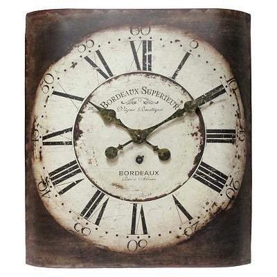 The Bordeaux Clock