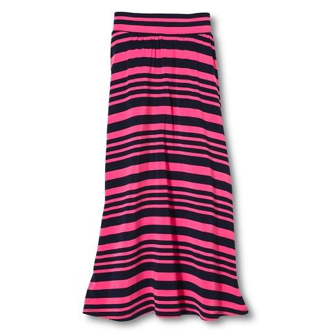 chevron print maxi skirt target