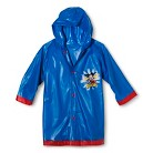 Toddler Boys' Mickey Mouse Clubhouse Rain Slicker - Blue