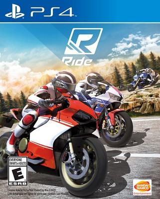 Ecom PS4 Game Ride