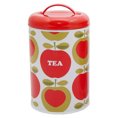 Typhoon Apple Heart Tea Caddy