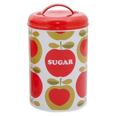 Typhoon Apple Heart Sugar Caddy