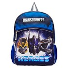 Transformers Backpack W/Glitter Patch