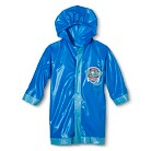 Toddler Boys' Paw Patrol Rain Slicker - Blue