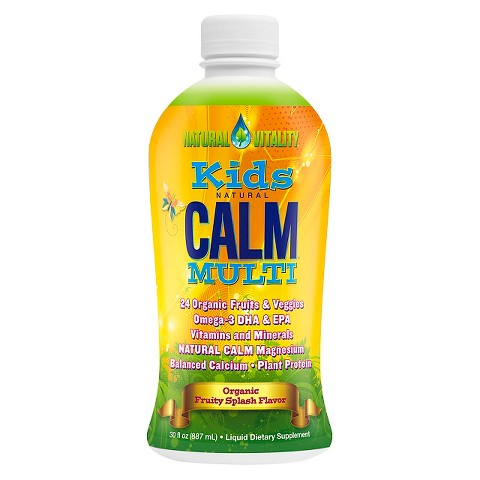 Calm vitamin drink