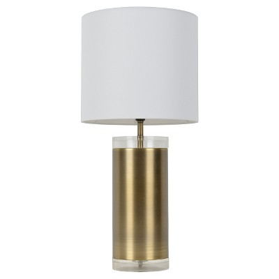 Room Essentials™ Acrylic Table Lamp Gold
