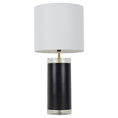 Room Essentials™ Acrylic Table Lamp Ebony