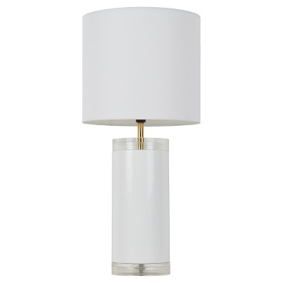 Room Essentials™ Acrylic Table Lamp White