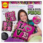 Alex Toys Giant Knot & Stitch Pillow