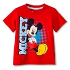 Toddler Boys' Mickey Mouse Tee