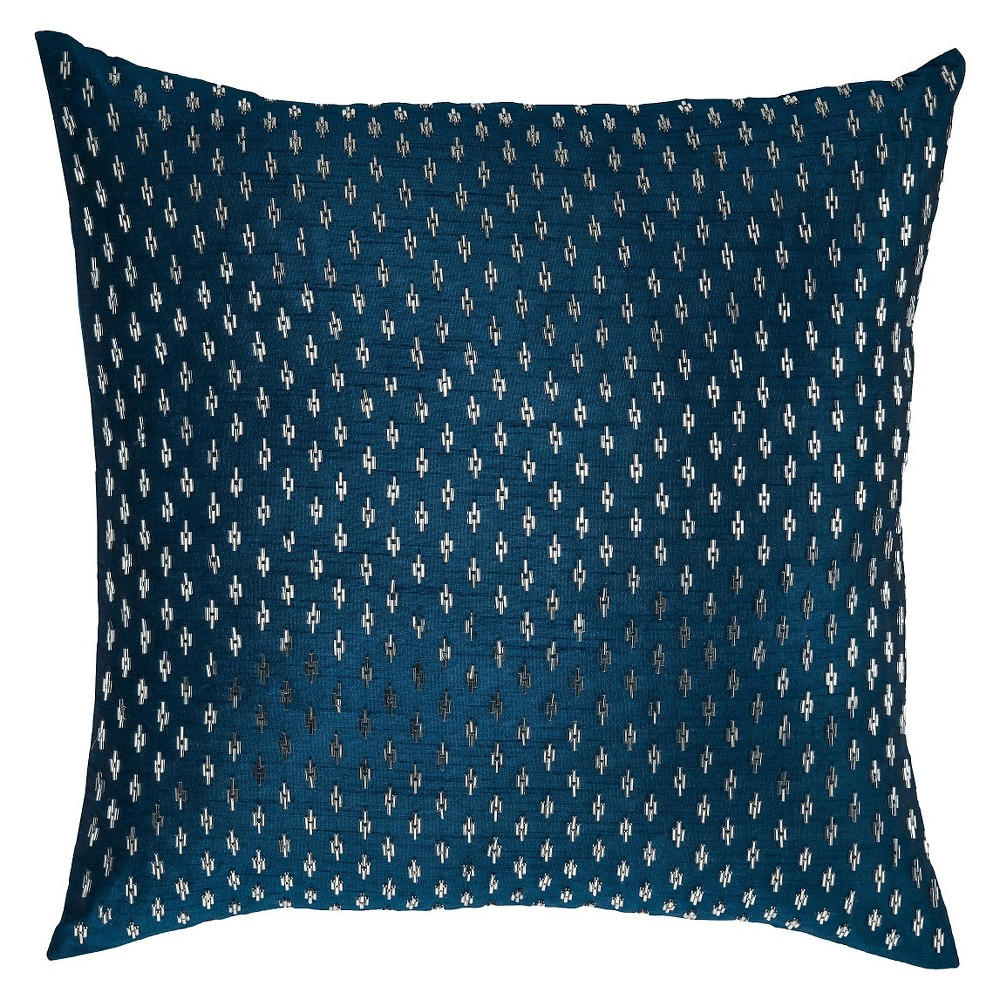 Decorative Pillows With Beads : RIZZY HOME TEXTURED WITH BEADS DECORATIVE PILLOW