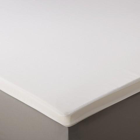 Threshold™ Cool fort Memory Foam Mattress Topper Tar