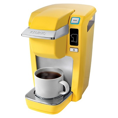 Keurig® Mini Plus Brewing System- Yellow