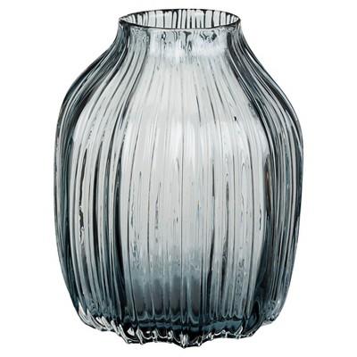 "Blue Table Vase (8"")"