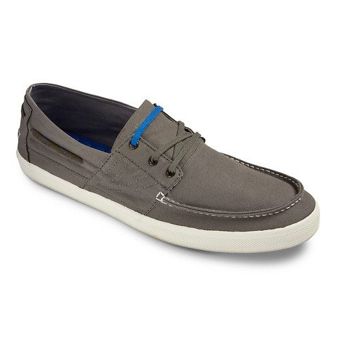 tretorn 174 s otto boat shoes grey target