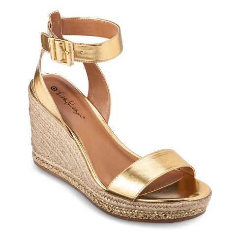 lilly pulitzer for target s wedge espadril target