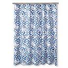 Sabrina Soto Havana Shower Curtain - Blue/Black
