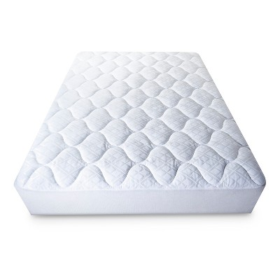 Ultimate Comfort Mattress Pad White (Twin) - Fieldcrest™