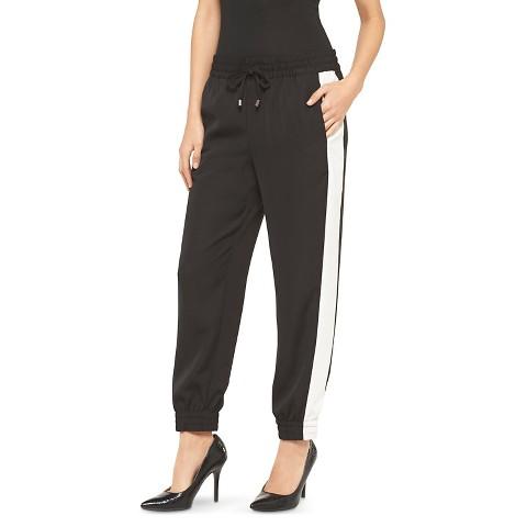 Original Grey39s Anatomy Women39s Black Tie Front Pant