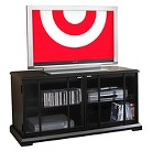 """Marketplace by Thomasville Kimmswick Collection 4-Shelf 48"""" TV Console in Licorice"""