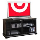 "Kimmswick Collection 4-Shelf TV Console in Licorice 48"" - Thomasville"