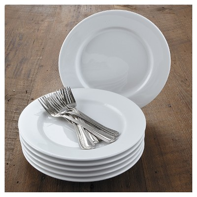 Dinner Plates, Set of 6