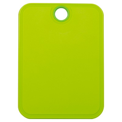 Architec 12 x 9 Inch Non-Slip Plastic Cutting Board