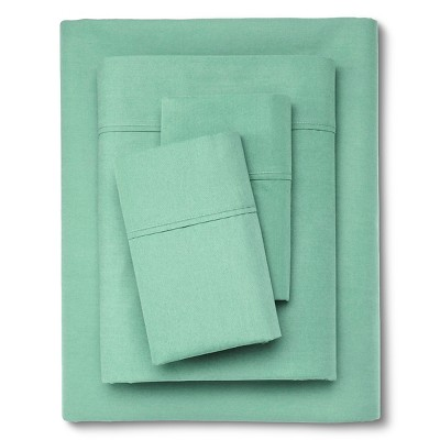 300 Thread Count Organic Sheet Set - Alpine (Queen) Threshold™