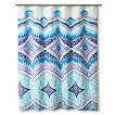 Boho Boutique® Royal Utopia Shower Curtain - Multi-colored