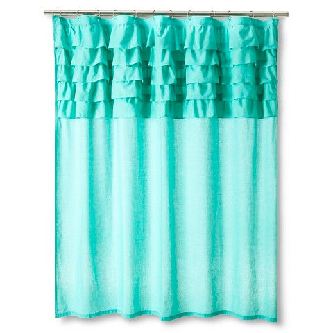 Extra Wide Window Curtains Cheap Ruffle Shower Curtain