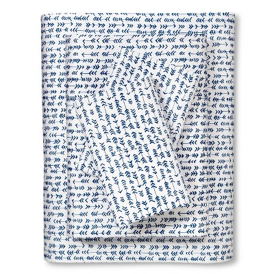 Sabrina Soto Havana Sheet Set - Blue (King)