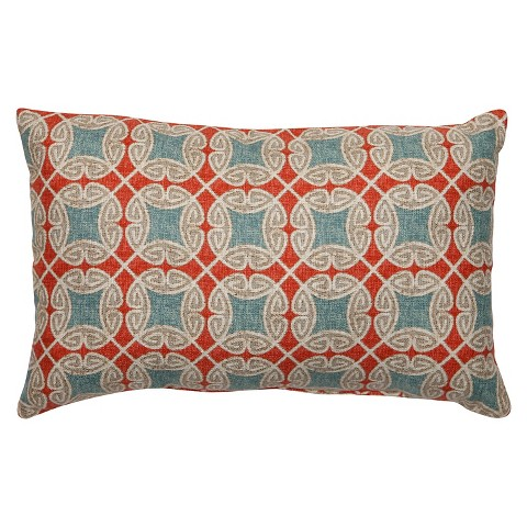 Pillow Perfect Ferrow Throw Pillow : Target