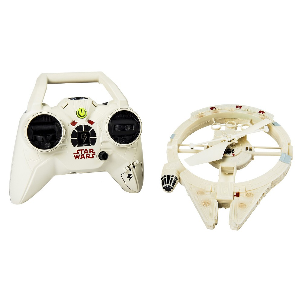 Air Hogs Star Wars Remote Control Millennium Falcon