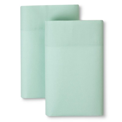 Easy Care Pillowcase Bright Green (Standard) - Room Essentials™