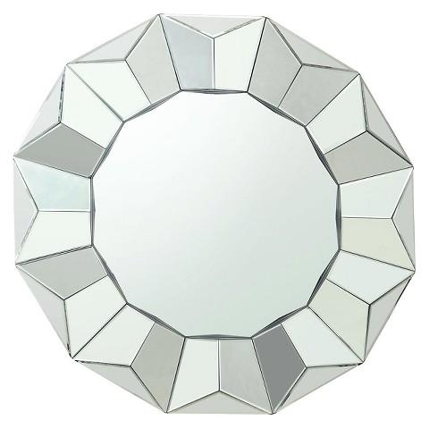 "Inspire Q Kaufman Wall Mirror - 39.5""Wx2.5""D"