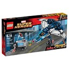 LEGO® Super Heroes The Avengers Quinjet City Chase 76032