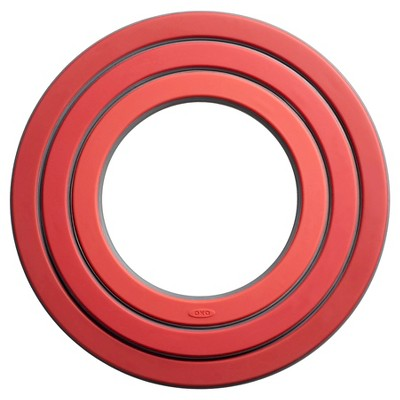 OXO Softworks Three Ring Trivet Set