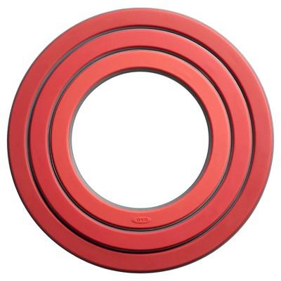 OXO Softworks Three Ring Trivet Set