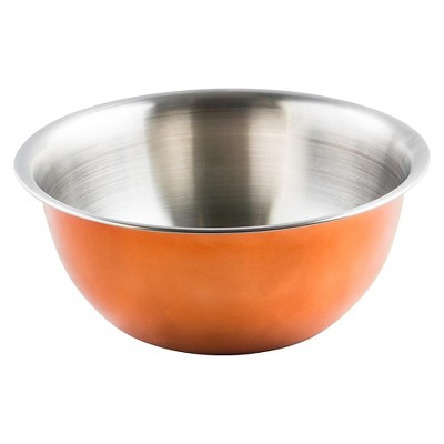 TableCraft's 4 Quart Copper Mixing Bowl.