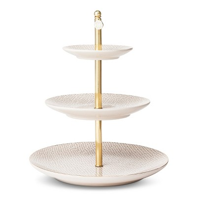 West Emory™ Three Tier Ceramic Jewelry Storage Tray