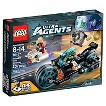 LEGO® Agents Invizable Gold Getaway 70167