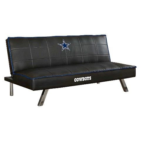 Dallas Cowboys Winner Klik Klak Sleeper Sofa P Target