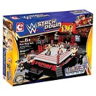 WWE Stackdown Raw Ring Set w/ Daniel Bryan, John Cena, The Rock and Triple H