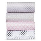 Mod Plush Fitted Crib Sheet Collection -  Circo™