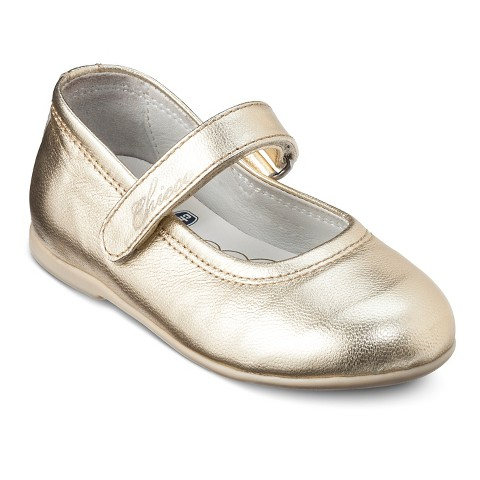 Toddler Girls Chicco Leather Mary Jane Shoes Tar