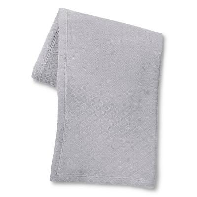 Brooklyn & Bond™ Bed Blanket - Gray (Full/Queen)
