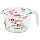 Pyrex 100 Year Measuring Cup 4 Cup  - Red